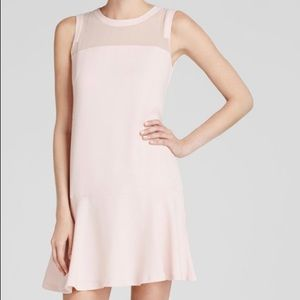 Vince Camuto Blush Pink Dress